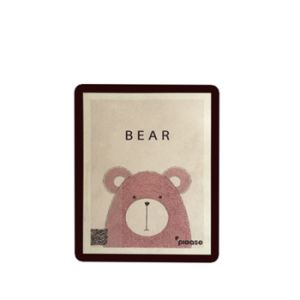 New Trending High Quality Suede Velvet Mouse Mat Mouse Pad