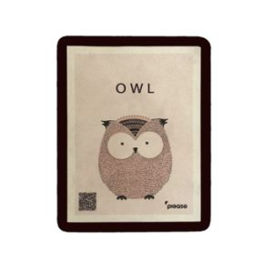 High Quality New Style Suede Velvet Mouse Pad