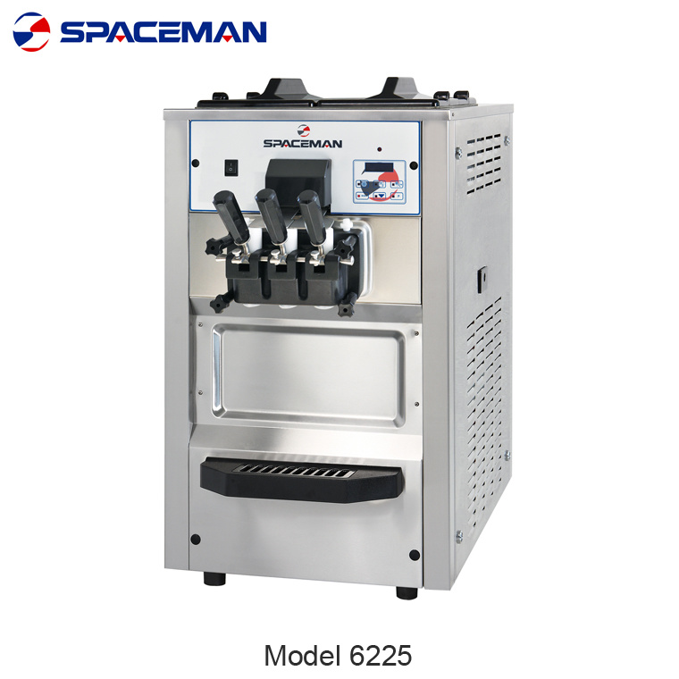 Soft Freezer Ice Cream Machine (6225)