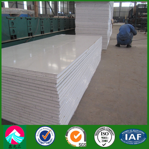 Light Weight Eco-Friendly Composite EPS Sandwich Wall Panel