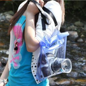 Camera PVC Waterproof Case Bag for Swimming Surfing