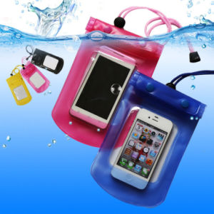 Mobile Phone PVC Waterproof Dry Case Bag Tp04